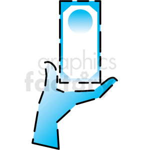 sponsorship icon clipart. Royalty-free image # 406166