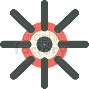 laser target manufacturing icon clipart. Royalty-free image # 406274