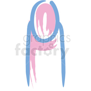 fingernail cosmetic vector icons clipart. Royalty-free image # 406309