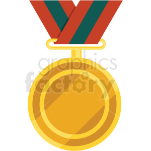 award ribbon vector flat icon clipart with no background clipart. Royalty-free icon # 406660