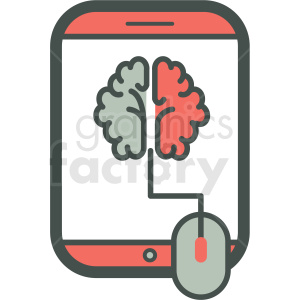 device mobile smart brain intelligence AI artificial