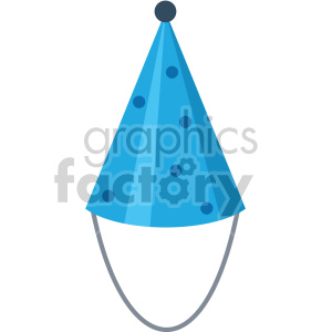 party hat no background clipart. Commercial use image # 407382