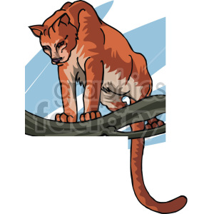 lion clipart. Commercial use image # 129333