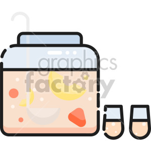 Punch clipart. Royalty-free image # 407956