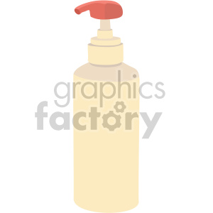 hand soap no background clipart. Royalty-free image # 408019