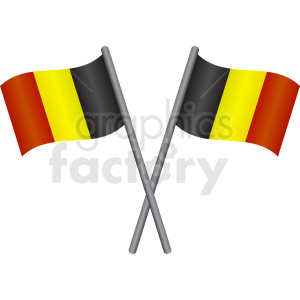 eres belgium flags icon