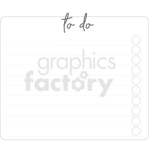 to do list widget digital planner sticker