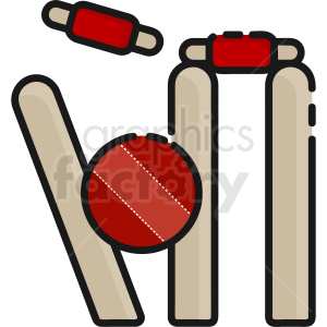 cricket ball clipart clipart. Royalty-free image # 409397