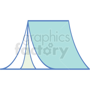 tent icon clipart. Royalty-free icon # 409814