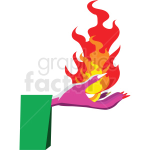wizard game character vector icon clipart clipart. Royalty-free image # 409855