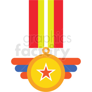 game medal clipart icon
