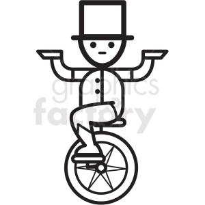 circus performer clipart icon clipart. Commercial use image # 409939