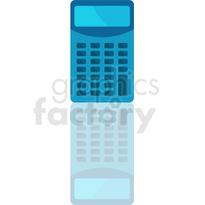 calculator vector clipart clipart. Royalty-free image # 411916
