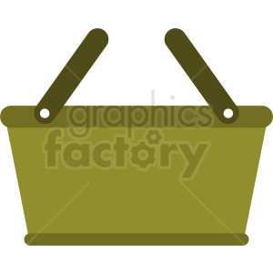 picnic basket clipart design clipart. Commercial use image # 411962