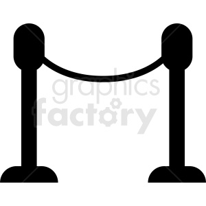 cinema ropes vector clipart clipart. Royalty-free image # 411994
