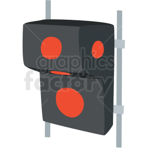 wall focus punching bag vector clipart clipart. Commercial use image # 412528