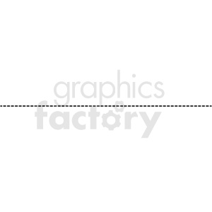 dotted line vector asset clipart. Royalty-free image # 412565