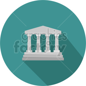 building pillars vector clipart 8 clipart. Royalty-free image # 413470