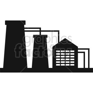 factory vector clipart 4