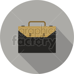 briefcase vector clipart 1 clipart. Commercial use image # 413535