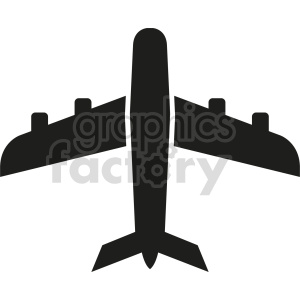 airplane vector clipart 5 clipart. Commercial use image # 413545