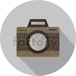camera vector clipart 13 clipart. Commercial use image # 413585