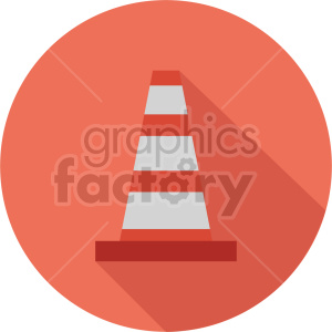construction cone graphic clipart 4 clipart. Commercial use image # 413640