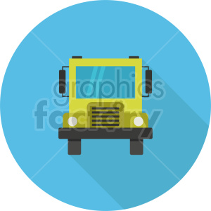 school bus vector icon graphic clipart 2 clipart. Commercial use image # 413655