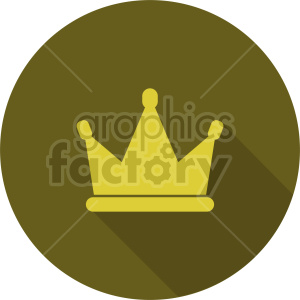 crown vector graphic clipart 7 clipart. Commercial use image # 413751