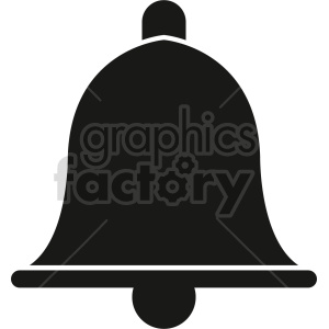 bell vector icon graphic clipart 3 clipart. Commercial use image # 413876