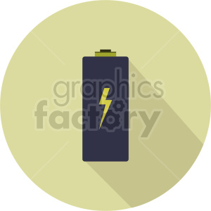 battery vector icon graphic clipart 4 clipart. Commercial use image # 413900