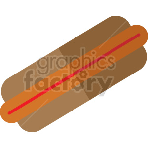 hot dog vector icon clipart clipart. Commercial use icon # 414060