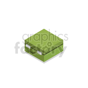 isometric travel bag vector icon clipart 7 clipart. Commercial use image # 414227