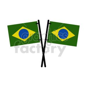 clipart - Flag of Brazil vector clipart 2.