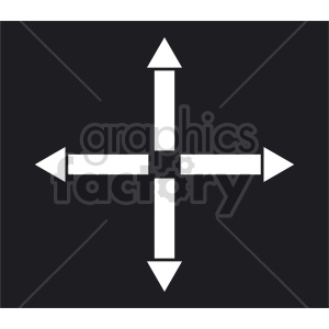 full screen icon vector clipart clipart. Commercial use image # 415481