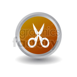 scissor vector clipart icon clipart. Commercial use image # 415589