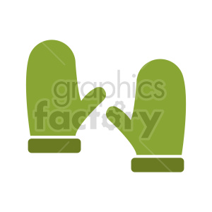mittens icon clipart clipart. Commercial use image # 415979