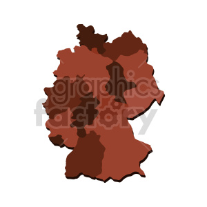 clipart - germany vector clipart.