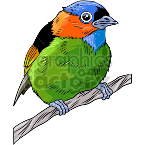 little bird vector clipart clipart. Commercial use image # 416175