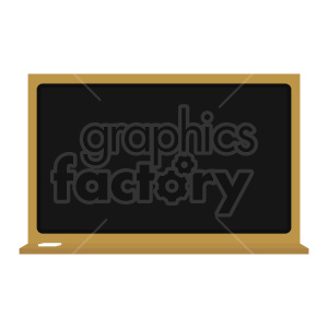 chalkboard vector graphic clipart. Commercial use image # 416402