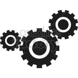 gears clipart clipart. Commercial use image # 416475