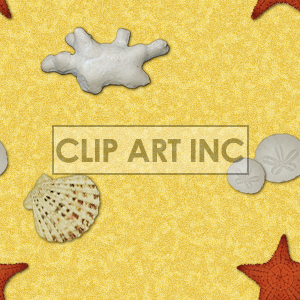 backgrounds bg tiled tiles background beach sand sea shell   091805-beach backgrounds tiled