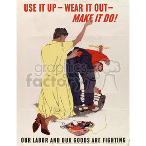 war posters world II   MPW00069 Clip Art Old War Posters