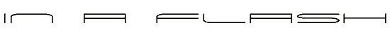 univox font. Royalty-free font # 174923