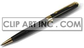 pen stylograph black metal nib writing office  Photos Objects