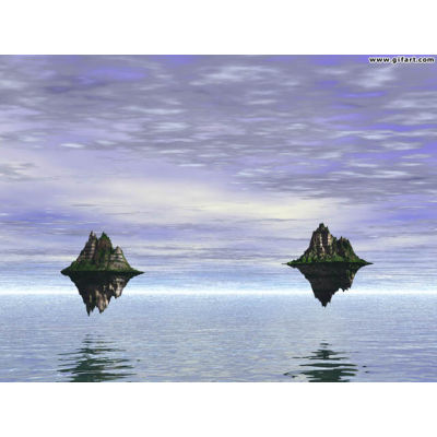 water_island clipart. Commercial use image # 178333