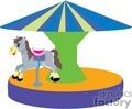 carousel horse005