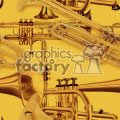 background backgrounds tiled tile seamless watermark stationary wallpaper music musical trumpet trumpets horns jpg