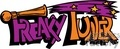 graffiti tag tags word words art vector clip art graphics writing city music horn horns purple orange freaky tuner