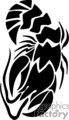 Zodiac crab symbol